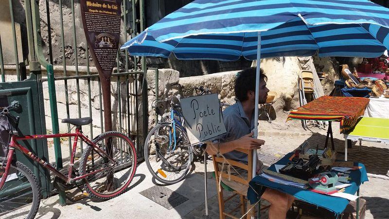 Resident-poet-Avignon-summer-festival