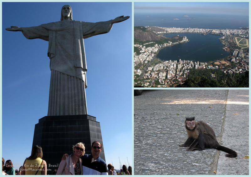 Christ the Redeemer monument Rio