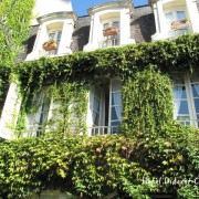 France best hotels Diderot Chinon Loire