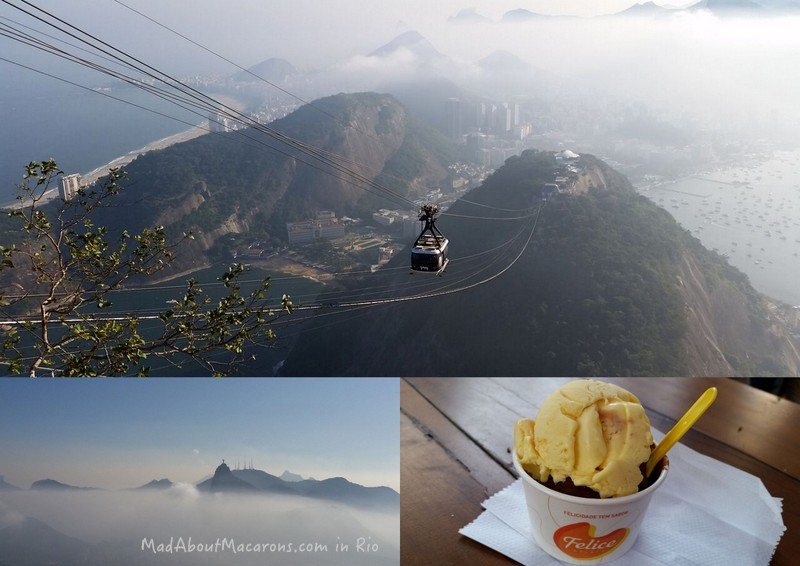 Sugarloaf mountain cable Rio