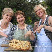 Lavender and lovage cookery school