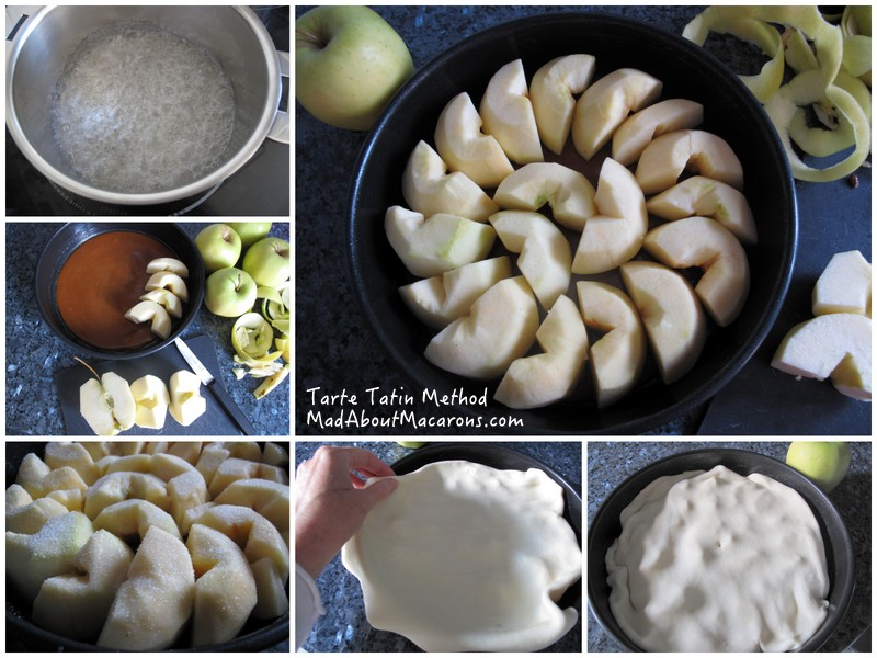 tarte tatin recipe method