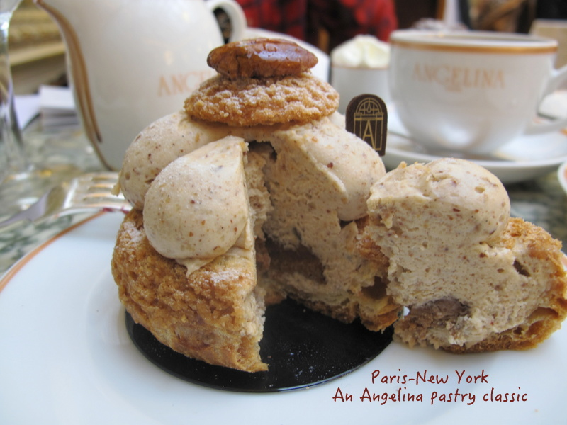 Angelina Paris-New York pastry