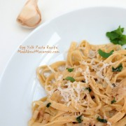 French egg pasta noodles Alsace