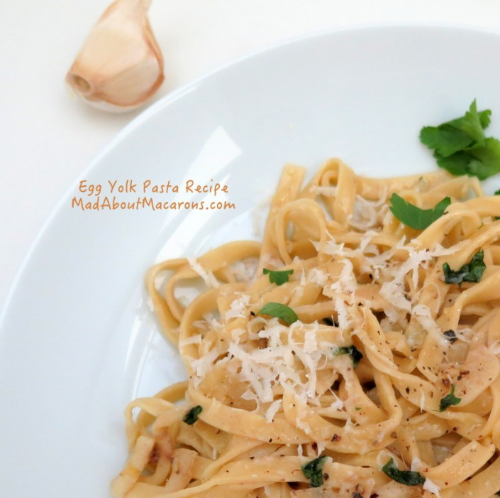 Egg pasta recipe Alsatian noodles