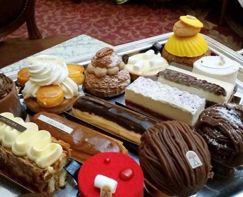 New Angelina Paris pastries