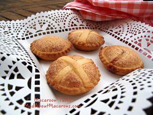 macaroon jam tarts