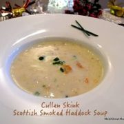 Cullen Skink Scottish Smoked Haddock Soup