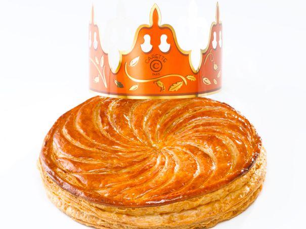 Best galettes des rois in paris for 2016 mad about macarons for Decoration galette des rois frangipane