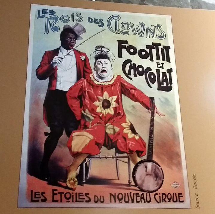 Clowns Foottit et Chocolat poster