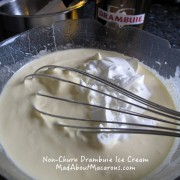 How to make Drambuie Ice Cream