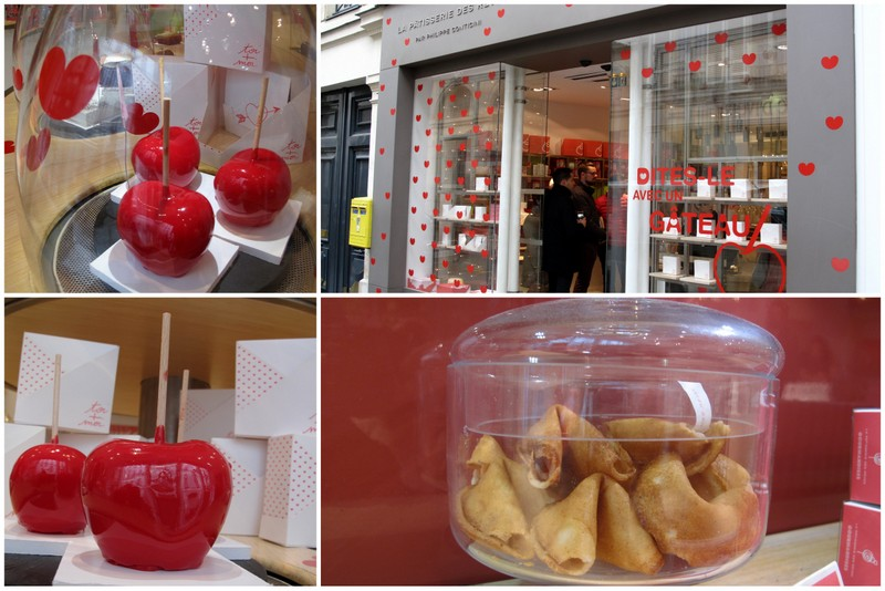 patisserie des reves paris Valentine gifts