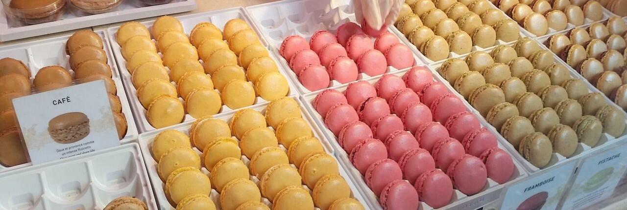 Macaron Day Guide Paris