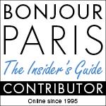Bonjour Paris Publication Contributor Jill Colonna