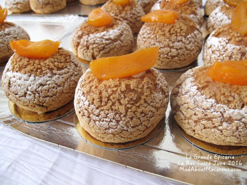 Grande Epicerie Paris Apricot Choux Bac Sucre Event Paris