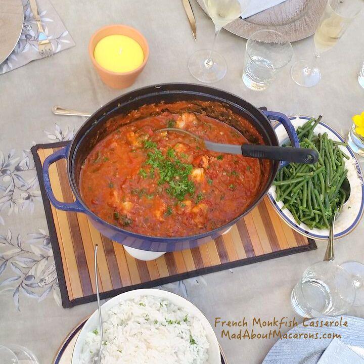 Monkfish French Brittany Stew