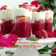 mini macaron trifles