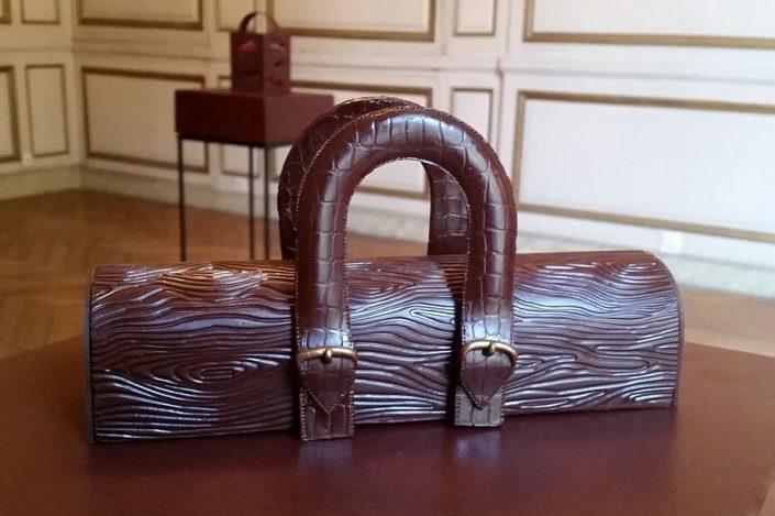 chocolate Fashion log by Hevin