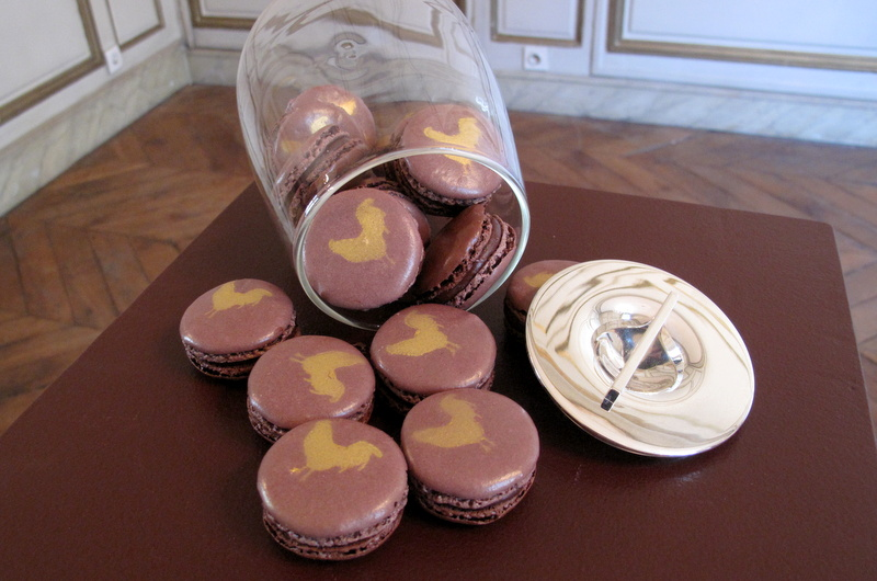 Hevin macarons new french touch chocolate collection 2016