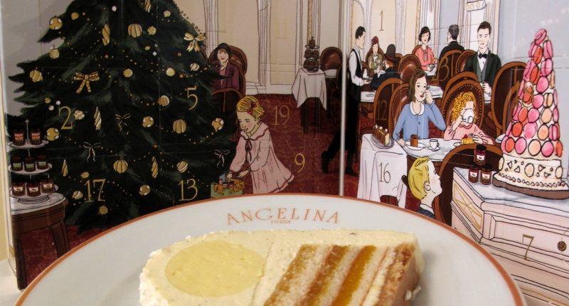 yule log angelina christmas advent calendar