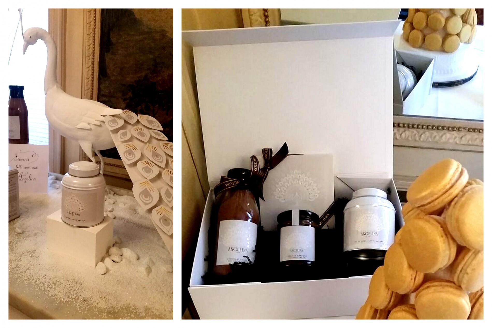 angelina christmas gift boxes