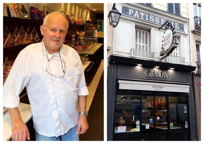 Saint-Germain-en-Laye Pastry Chocolate Tour Grandin
