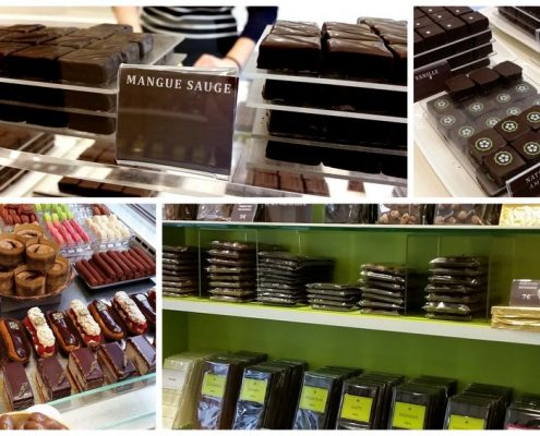 Saint-Germain-en-Laye Chocolate Pastry Tour Pascal le Gac