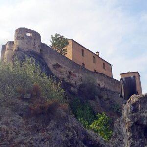 Citadel Corte Corsica