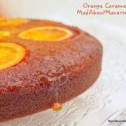 Orange Caramel Cake
