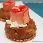 Apple Rose Tarte Tatins