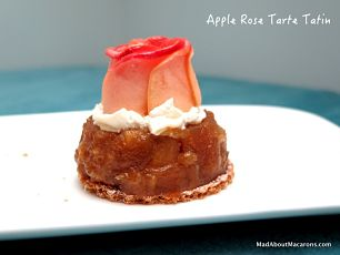 Apple Rose Tarte Tatin