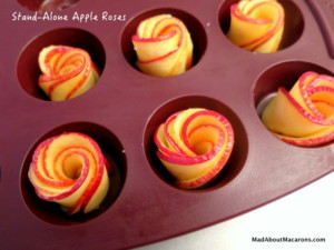 apple roses stand alone