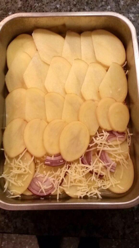 method potato gratin savoyard