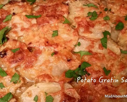 potato gratin savoyard