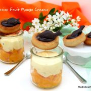 passion fruit mango creams