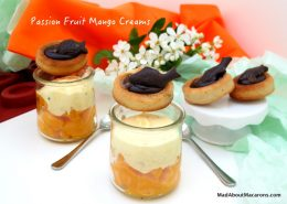 passion fruit mango creams