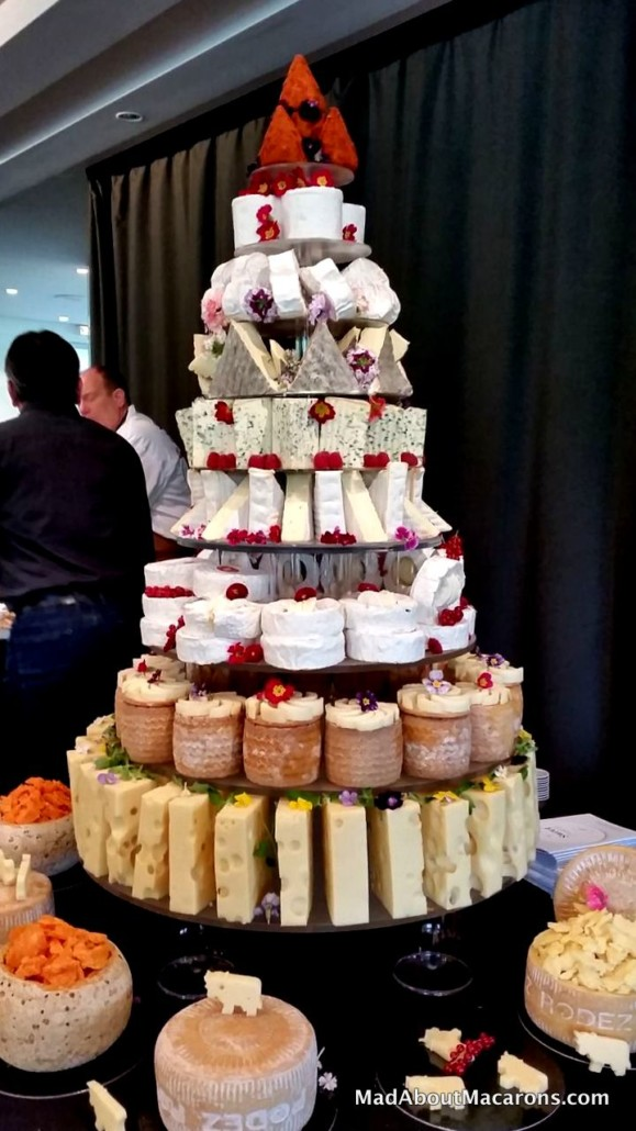 French cheese tower Lebey 2017