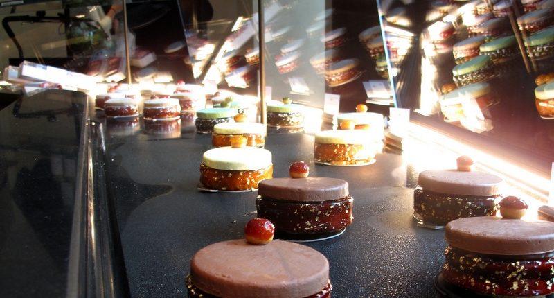 Saint Honore pastries Paris