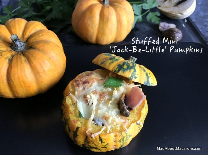 Jack Be Little Mini Stuffed Pumpkins