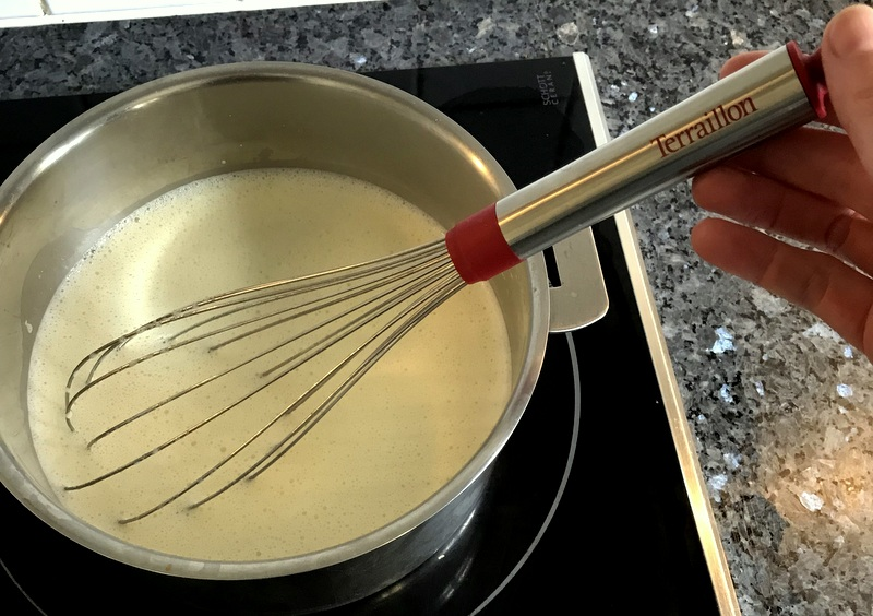 Terraillon's essential baking utensils review tall whisk