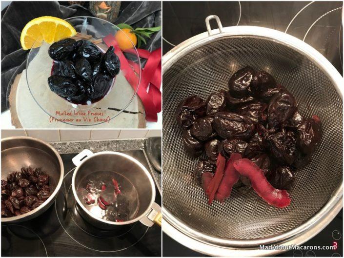 Mulled Wine Prunes Recipe