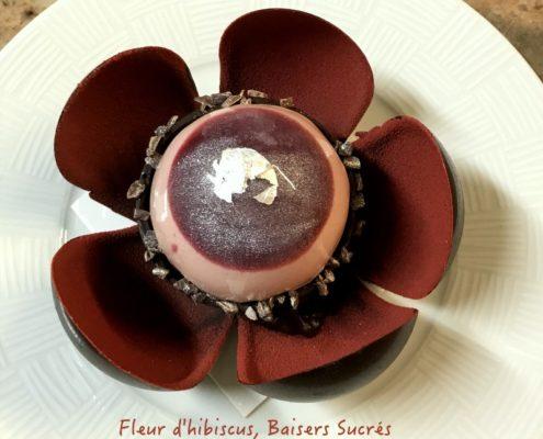 Sweet Kisses Patisserie Paris Baisers Sucrés Valentines Chocolate