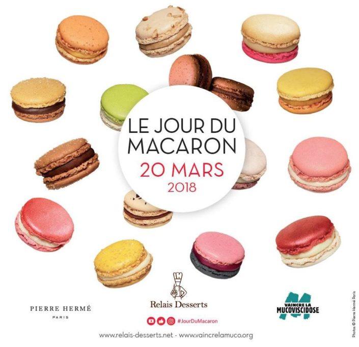 Macaron Day Paris 2018