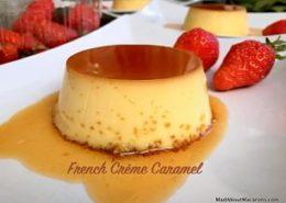 French Crème Caramel