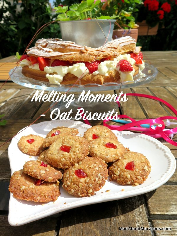 Melting Moments Recipe