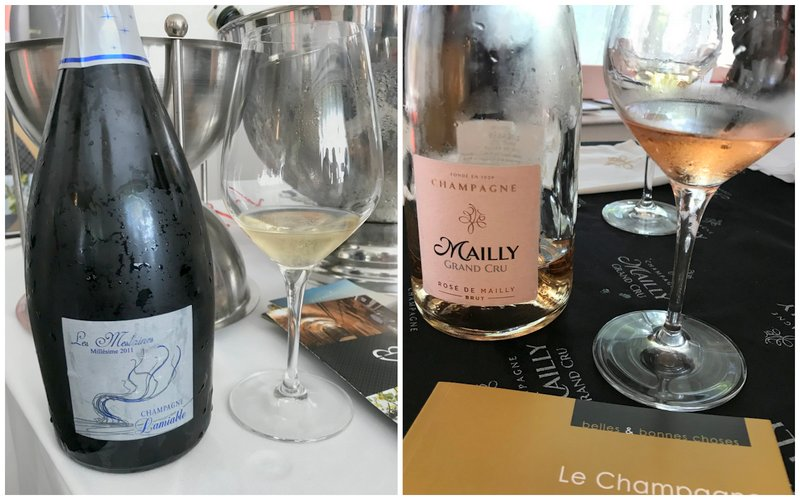 Champagne Lamiable et Mailly