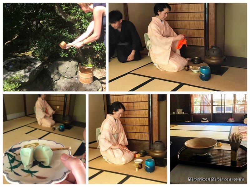 Teatime in Japan