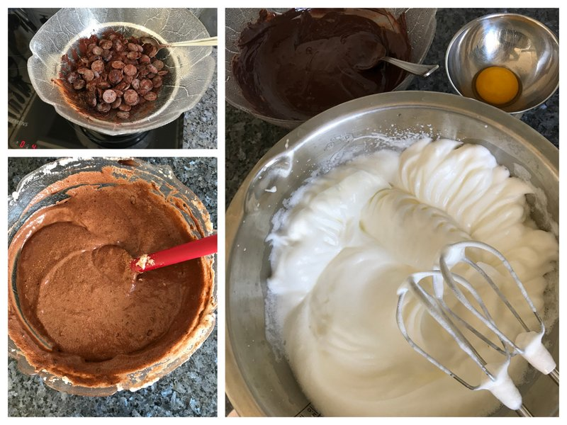 dark chocolate mousse recipe method