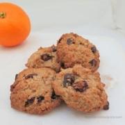 Breakfast oat cookies