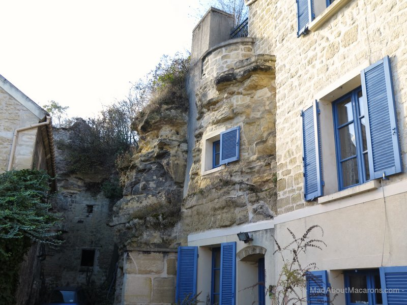Renoir Walk Chatou Carrieres Cave Houses
